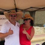 Chuck Smith and Michelle Young of What the Chuck Mix