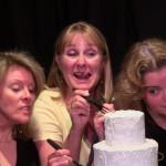 Sam Bass Community Theatre  -   Red Velvet Cake War