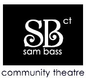Sam Bass Community Theatre Logo