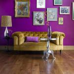 OMG!! Purple Walls
