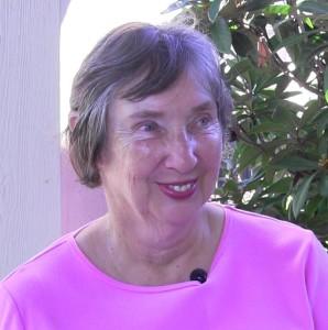 Teresa Smiling