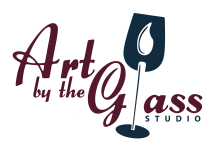 Art by the Glass Logo