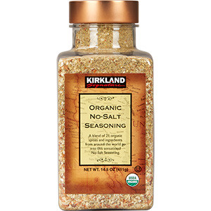 Kirkland Brand Organic No-salt Seasoning