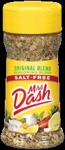 Mrs Dash Original Blend Salt Free