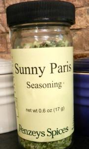 Penzey's Spices Sunny Paris Seasoning
