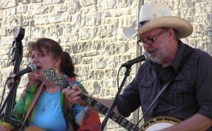Rolf and Beate Sieker The Sieker Band Music on Main Street Round Rock Your Local Color.Com