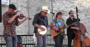 The Sieker Band Music on Main Street Round Rock Your Local Color.Com