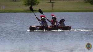 Round Rock's the Boat Regatta Roman Sailors